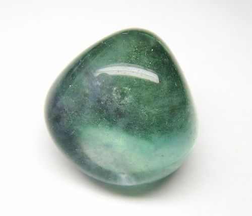 Fluorite Green Blue Tumbled Stone