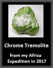 Chrome Tremolite