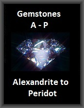 Gemstones A-P
