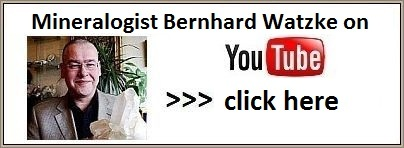 Mineralogist Bernhard Watzke on Youtube